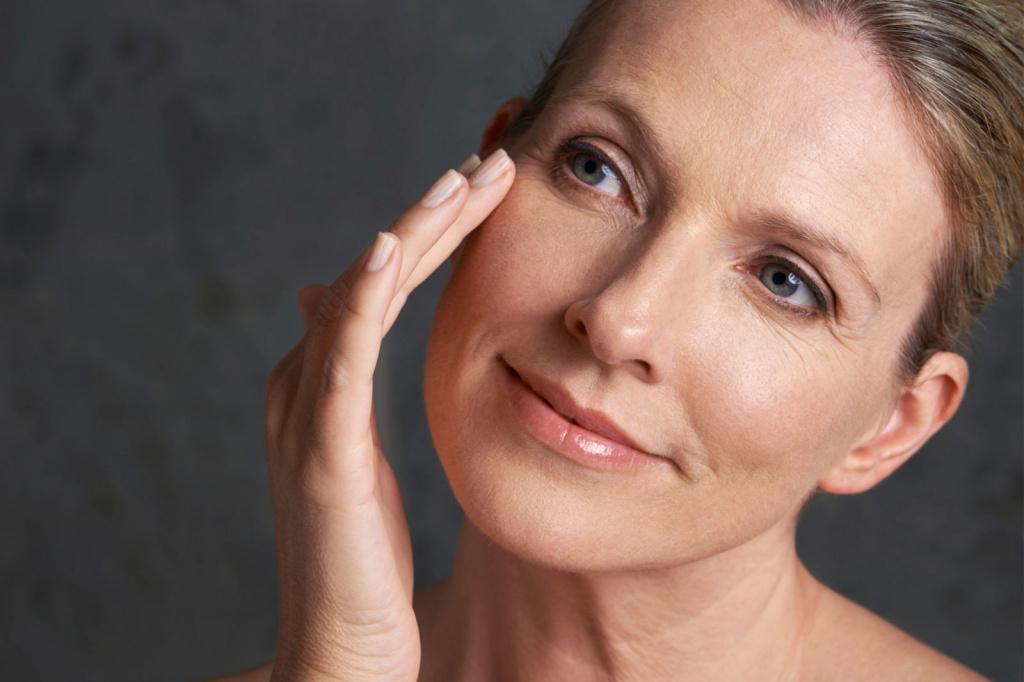 Правила и особенности антивозрастного ухода за кожей