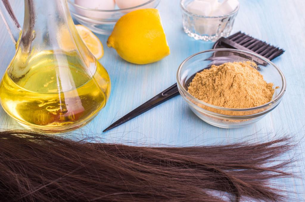 Маски для волос: рецепты, отзывы