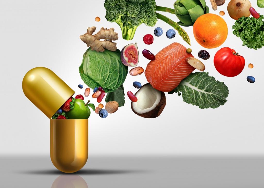 Витамины группы B: для чего нужны и где содержатся