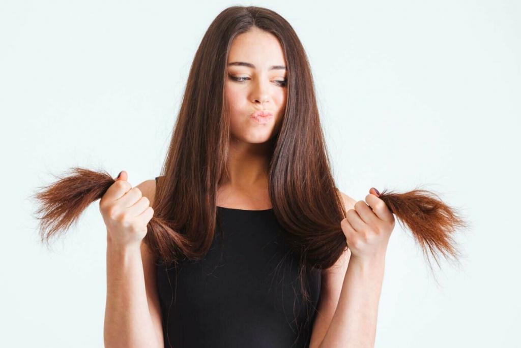 Секущиеся волосы: как лечить