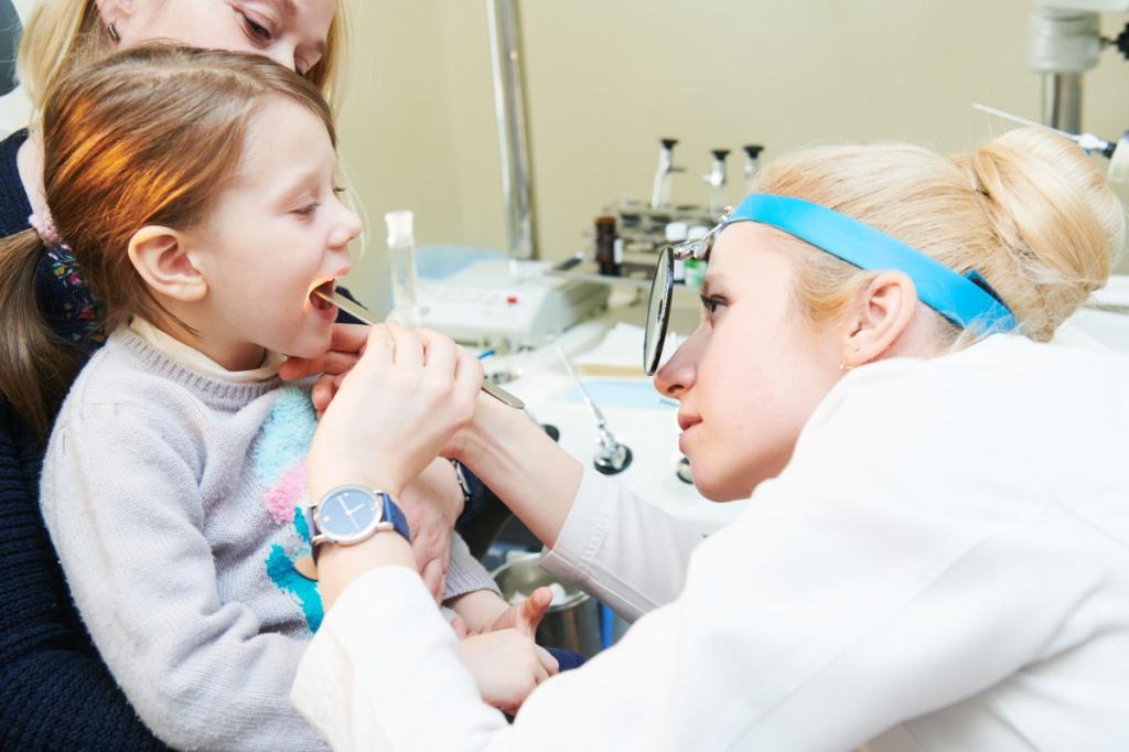 Аденоиды у детей: причины и лечение