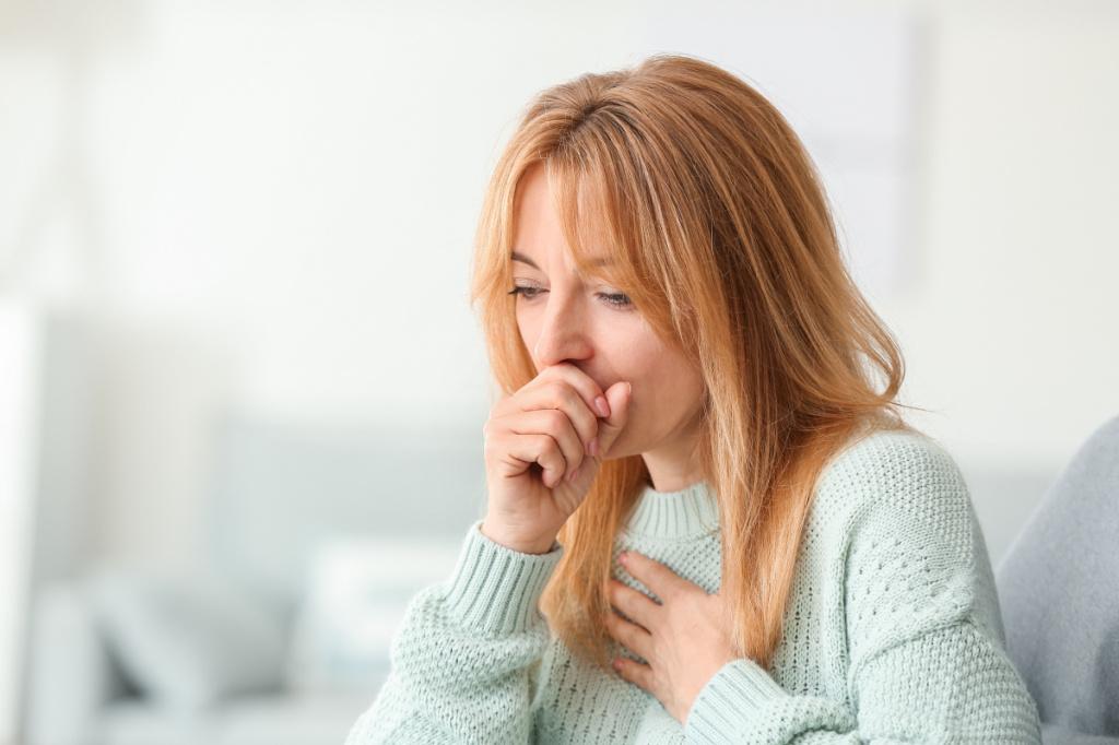 Трахеит: причины, симптомы и лечение заболевания